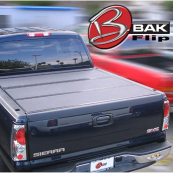 Bak BakFlip Hard Tonneau Bed Cover